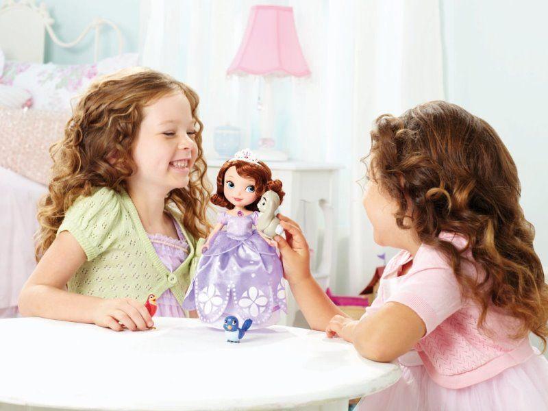 История появления говорящей куклы