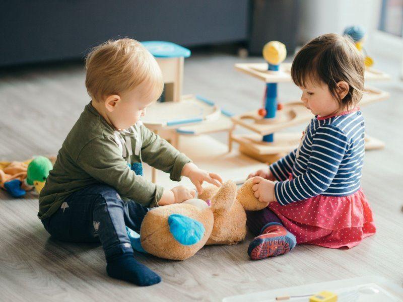 Популярные развивающие игрушки для детей