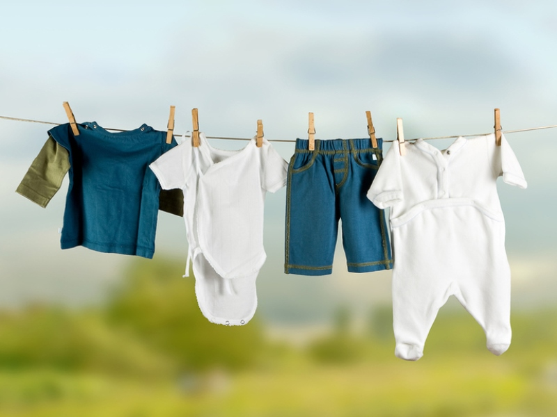 Приданое для новорожденного: список самого необходимого