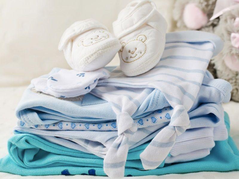 Топ-5 полезных подарков новорожденному