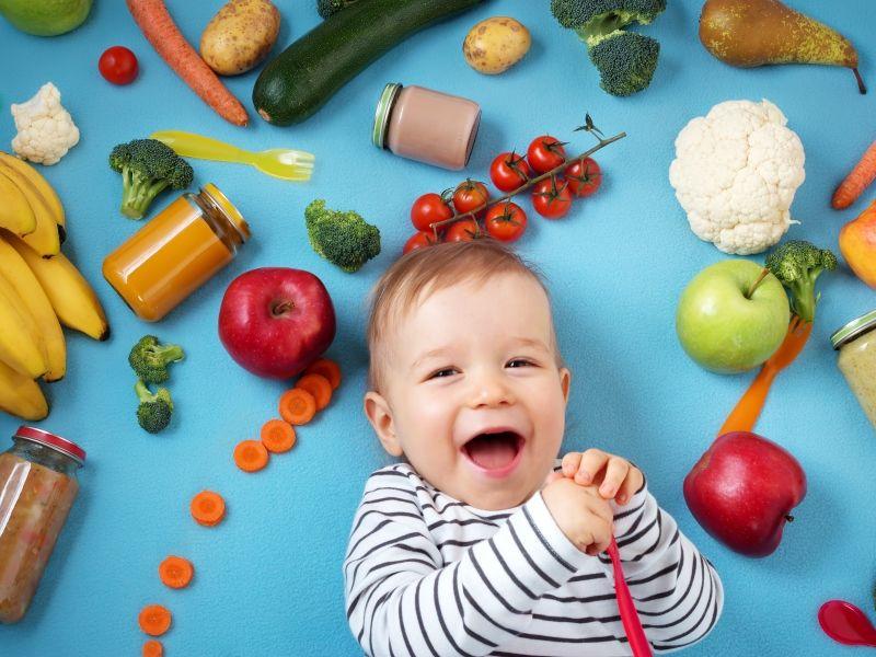 Питание ребёнка при панкреатите