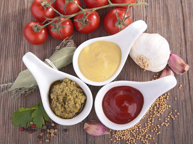 универсальные соусы для пикника