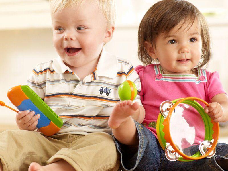 игрушки покупать ребенку с рождения до года