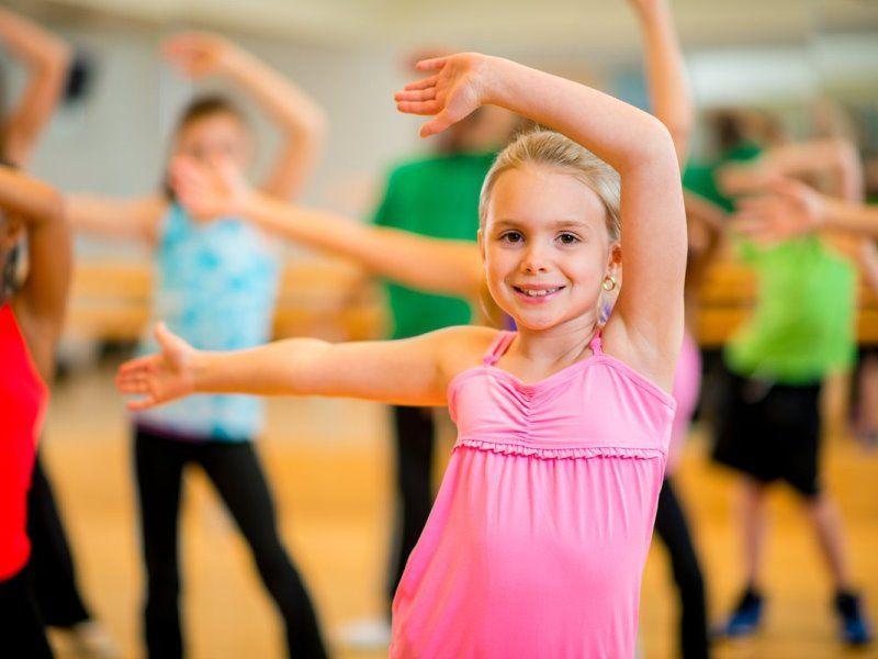 Полезны ли танцы для детского развития