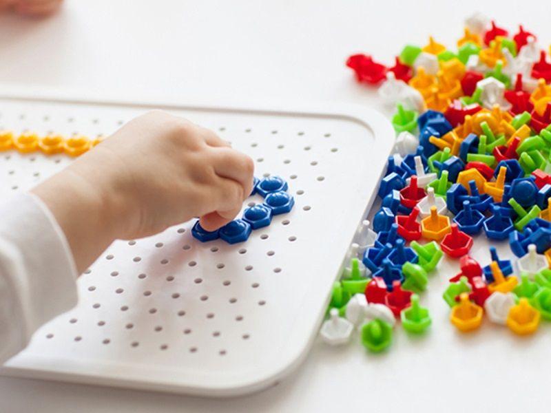 Мозаика для ребенка польза