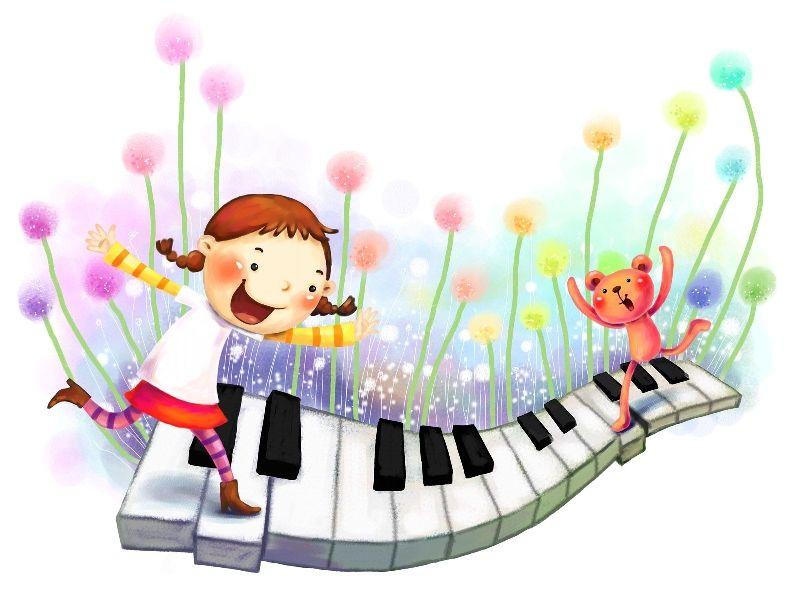 Польза музыки в развитии детей