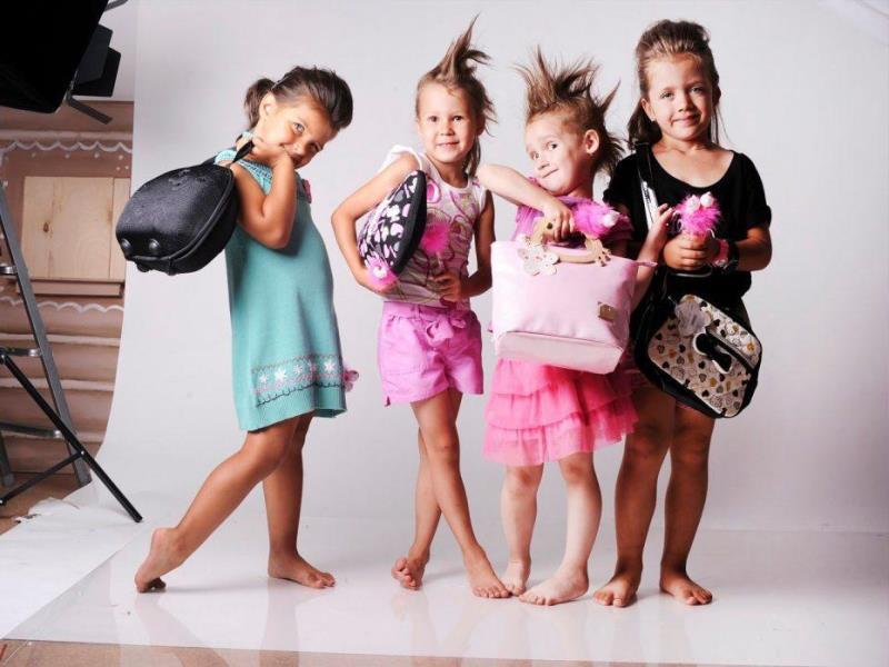 Как привить ребенку чувство стиля: учим модно одеваться