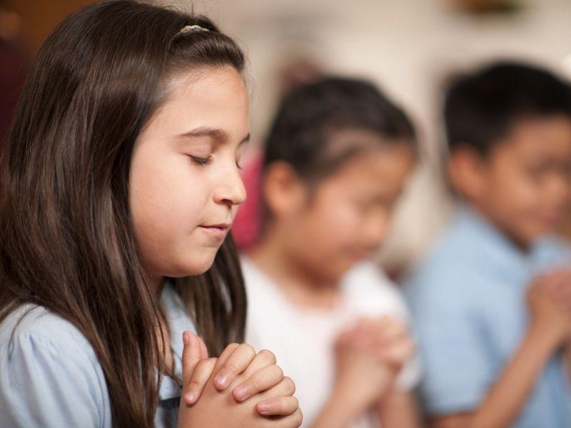 Религиозное воспитание детей
