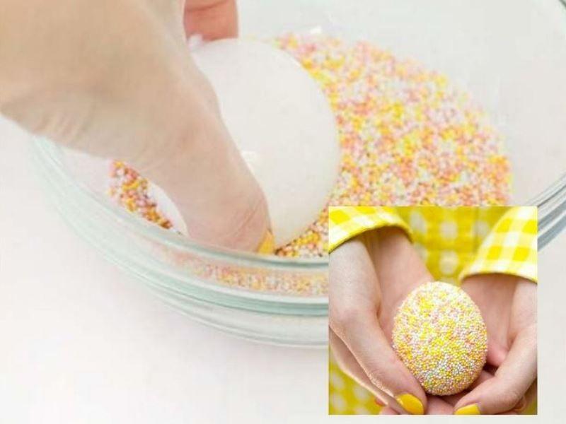 Яйца сахарные