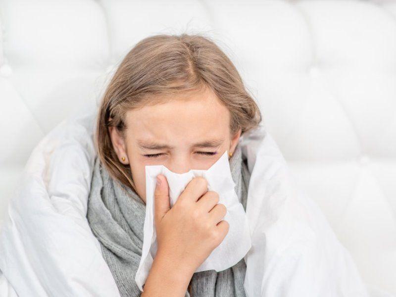 Инкубационный период детских болезней