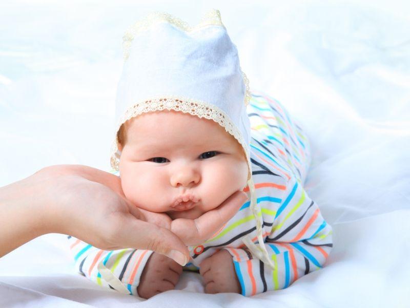 Если ребенок крупный при рождении: чем это грозит