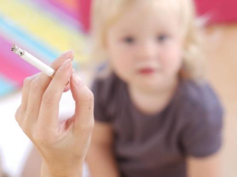 Влияние курения на здоровье и развитие ребенка