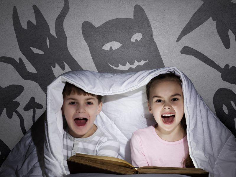 когда и чего ребенок боится