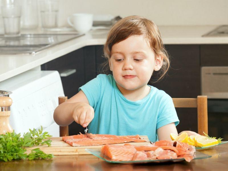 Рыба для детей: как выбирать и готовить