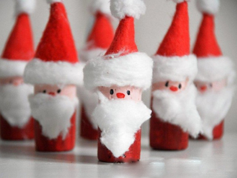 Дед Мороз из пробок