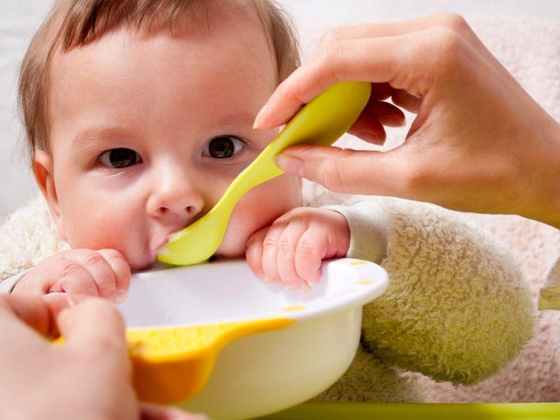 Питание ребенка при атопическом дерматите