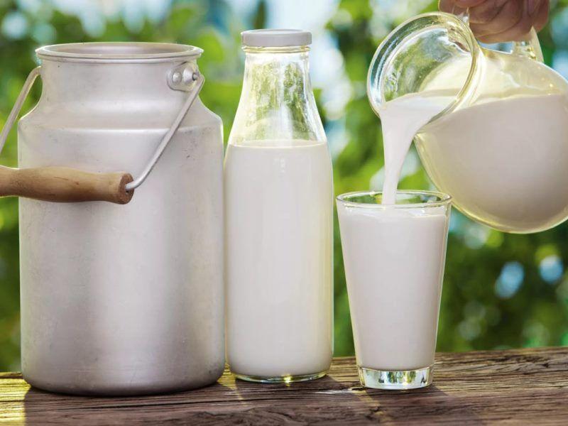 Молоко для ребенка