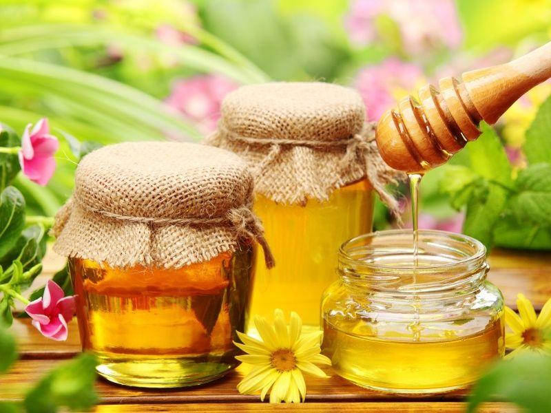 Мёд для ребенка
