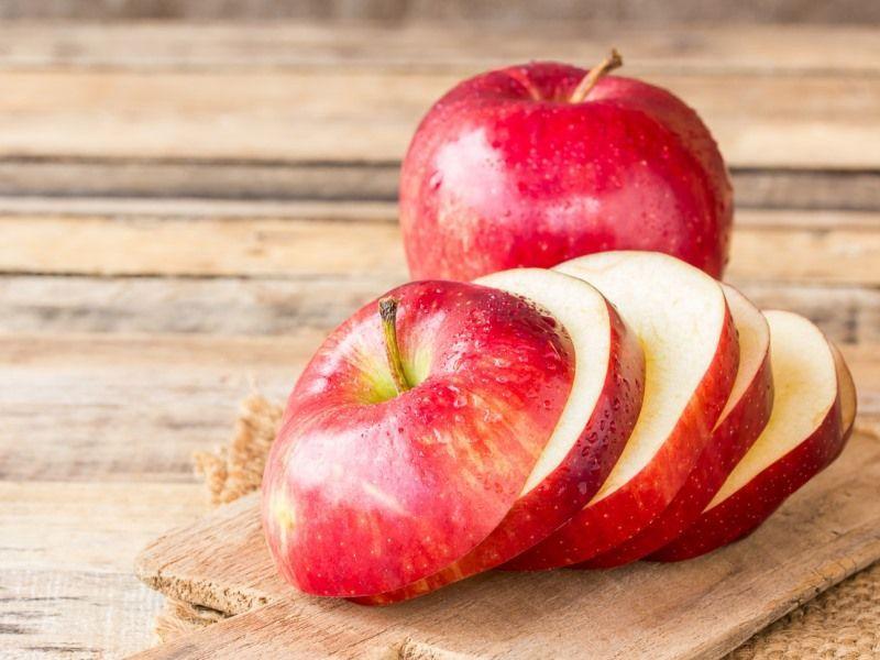 Яблочные десерты для детей