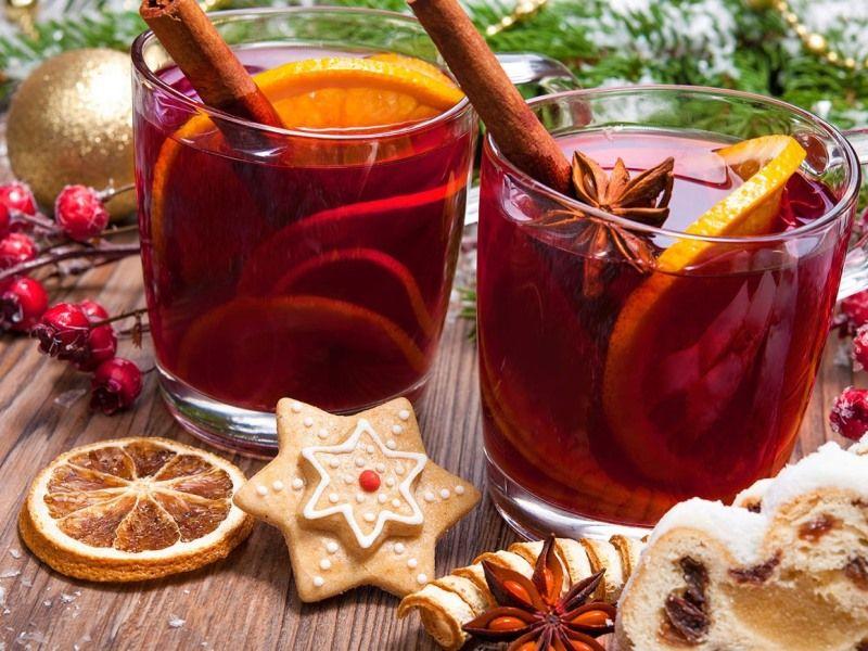 Согревающие напитки для взрослых и детей