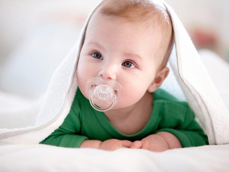 Родничок у новорожденных