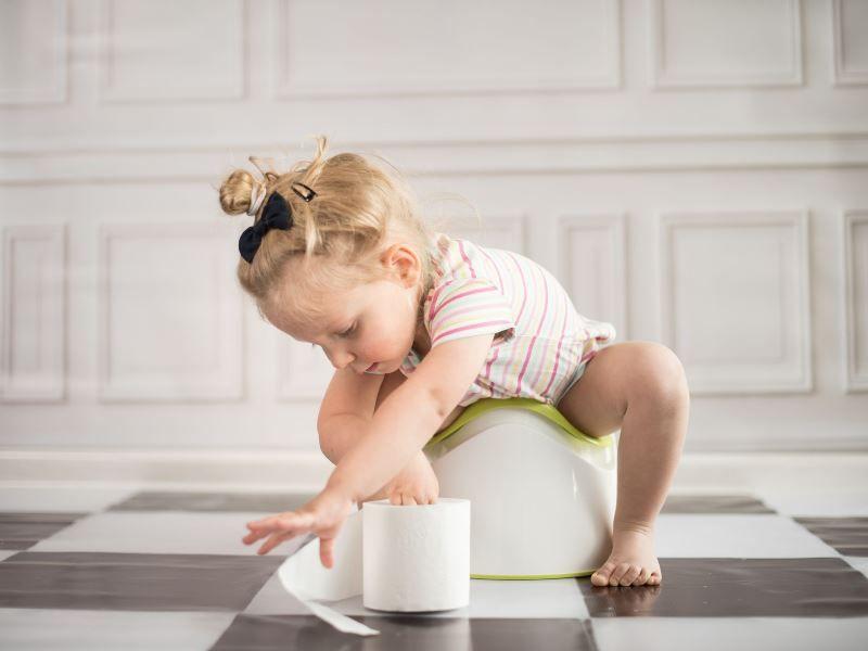 Питание ребенка при запоре