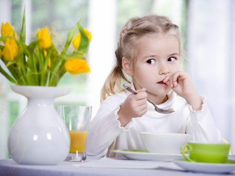 Супы кремы у ребенка