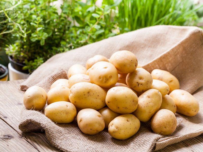 Как приготовить вкусную картошку