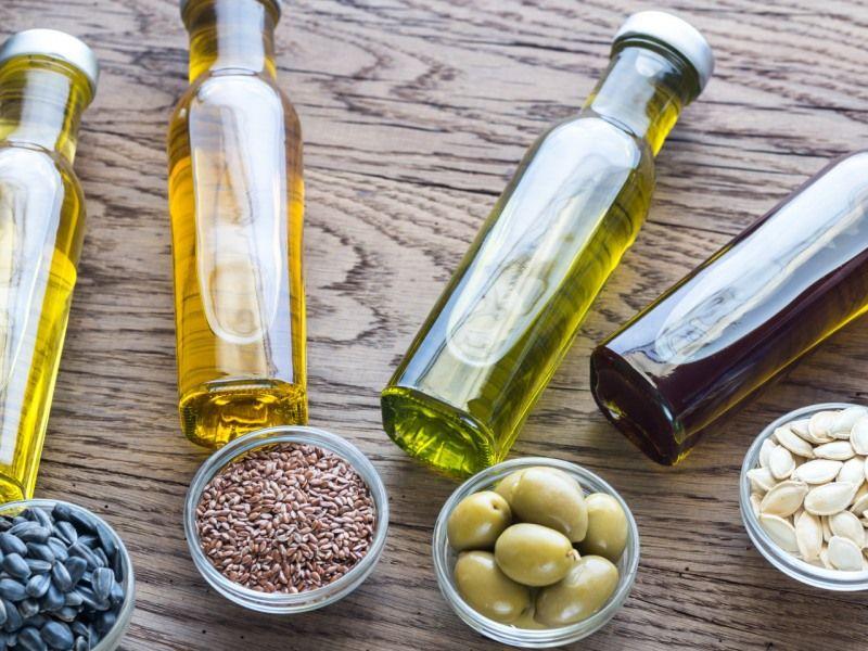 Виды растительных масел и их польза для организма