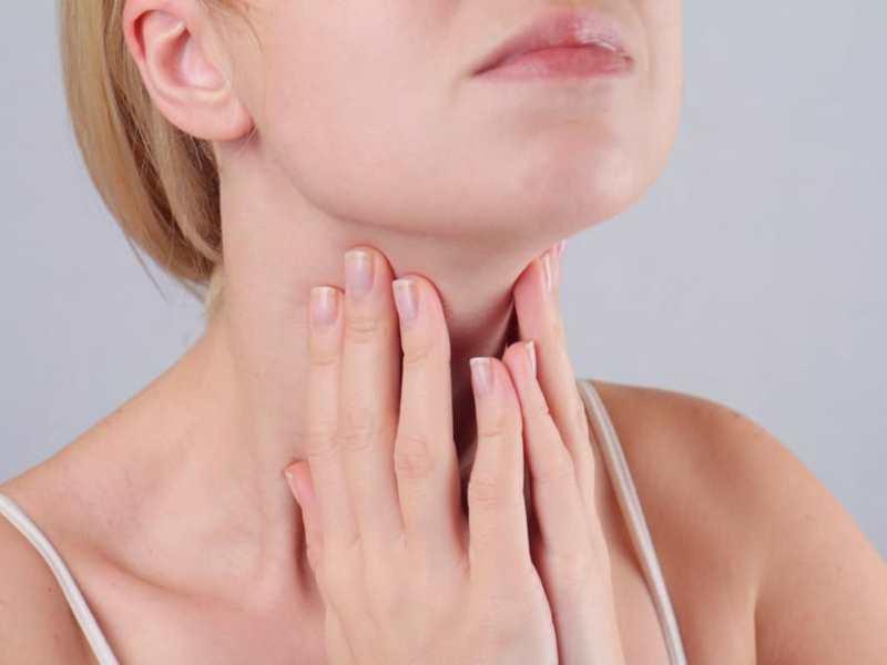 Как лечить горло при грудном вскармливании