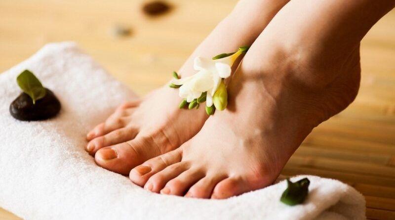 Уход за ногами и ступнями в домашних условиях