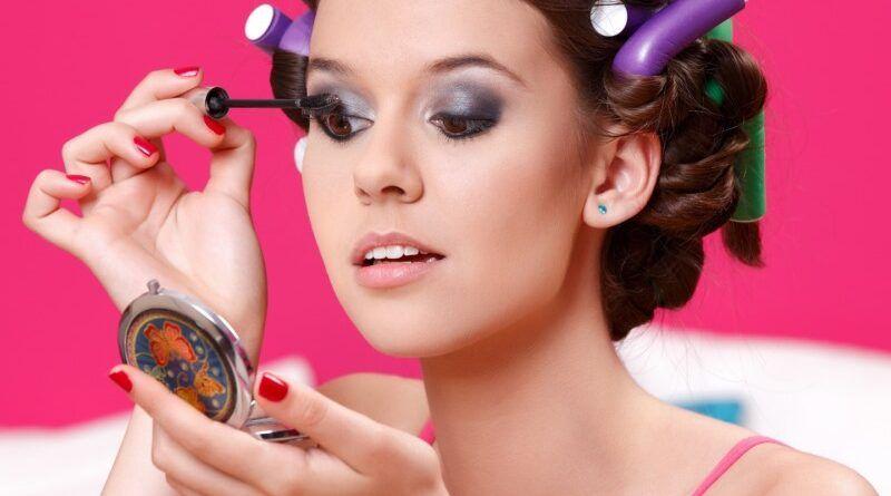 Праздничный макияж в зависимости от освещения