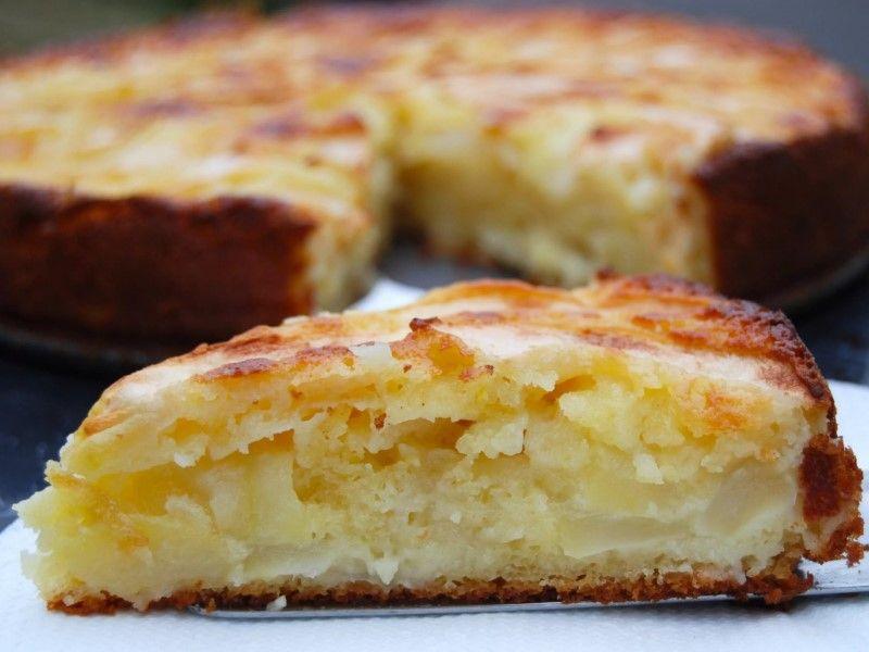 Сладкий рисовый пирог