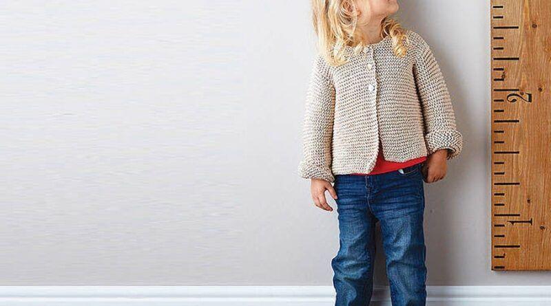 Таблицы размеров детской одежды по возрасту — детские размеры