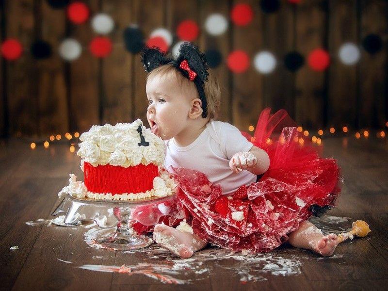 Как украсить детский праздничный торт в домашних условиях