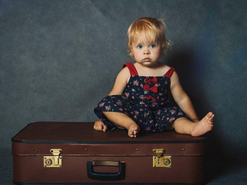 Список необходимых вещей для отпуска с ребенком