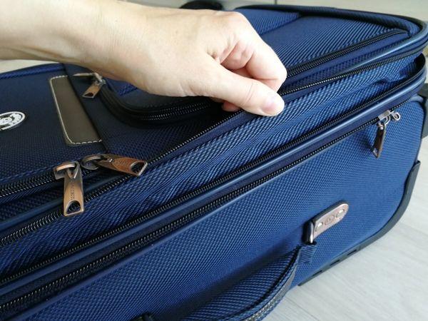 чемоданы с али - фото