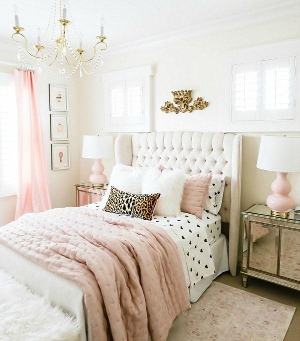 Детская комната для девочки - фото
