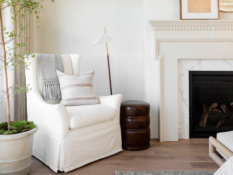Интерьер в белом цвете: полезные советы