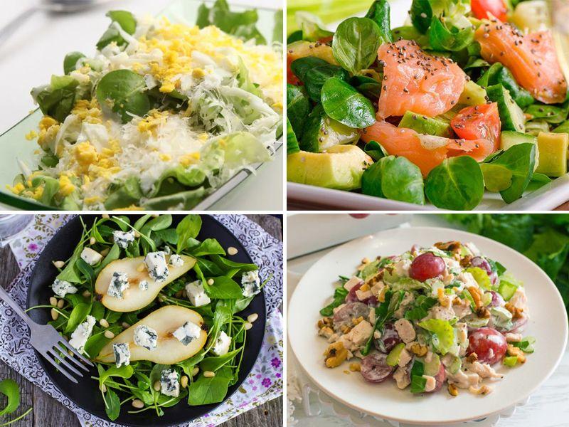 ТОП5 рецептов салата, подходящих для праздничного стола
